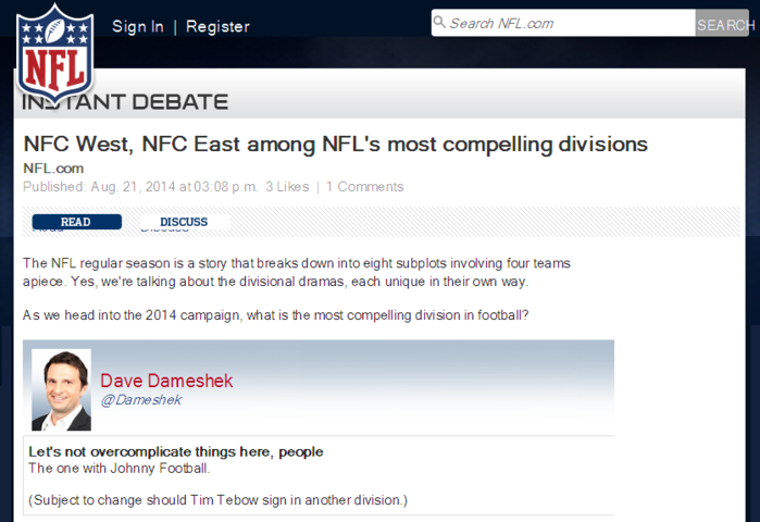NFC West, NFC East among NFL's most compelling divisions - NFL.com3.PNG
