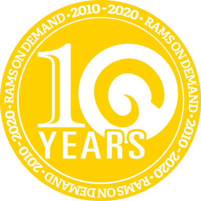 10 Years of Rams on Demand